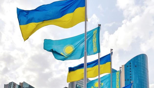 Україна нарощуватиме обсяги торгівлі з Казахстаном