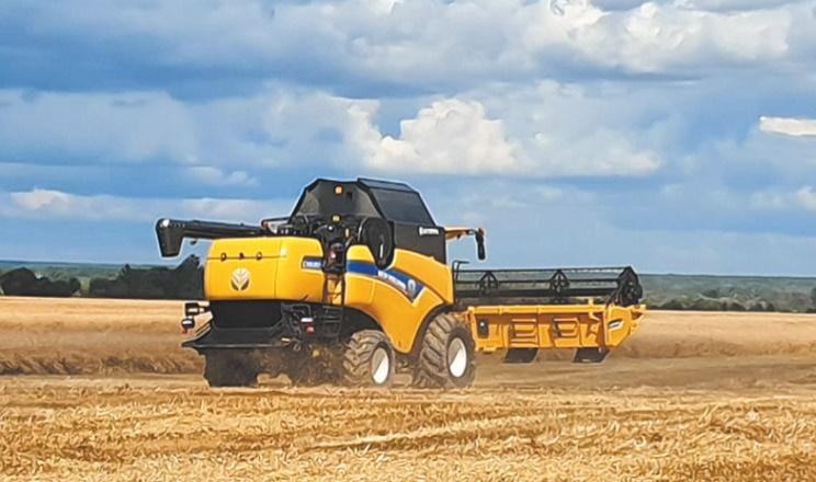 «Ліщинське» збільшило врожайність сільгоспкультур завдяки впровадженню точного землеробства