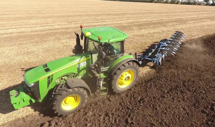 Спосіб обробітку ґрунту впливає на вміст нітратного азоту в ґрунті