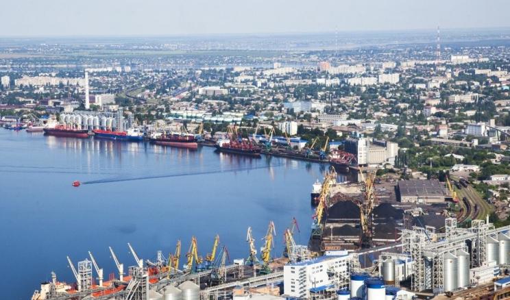 Корейська Posco наприкінці місяця відкриє термінал у Миколаївському порту