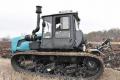 У Харкові випробовують трактор ХТЗ на нових гусеницях