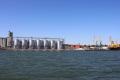 У Маріупольському порту завершується будівництво  зернового терміналу ємністю 5,7 тис. тонн