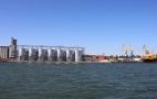 З початку травня Маріупольський порт обробив майже 10 тис. тонн зерна