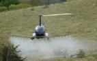Вертоліт перетворили на дрон для точного землеробства
