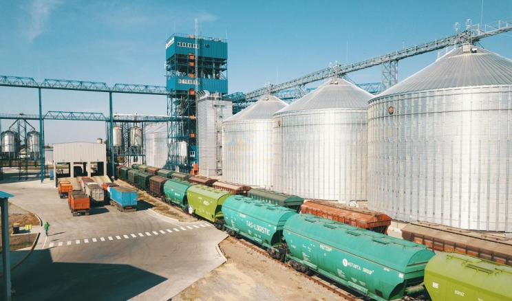 Елеватори «Астарти» планують вийти на 2,4 оберти з приймання зерна