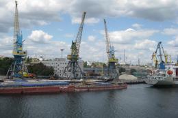 Компанія Risoil зобов'язана інвестувати в порт «Херсон» близько 300 млн грн