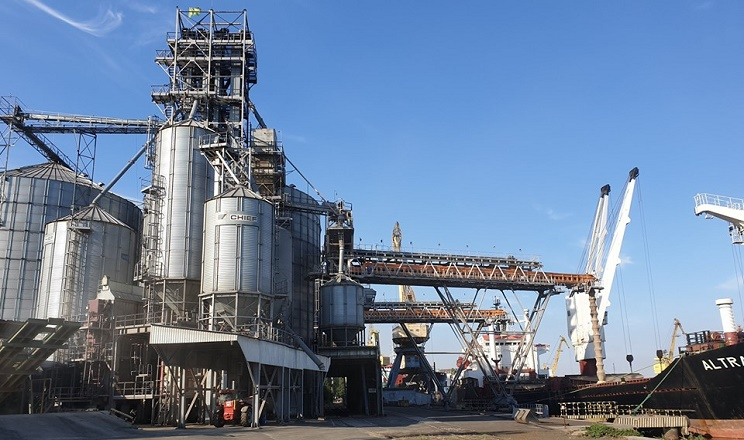 «УкрТрансАгро» готується до маршрутних відвантажень зерна