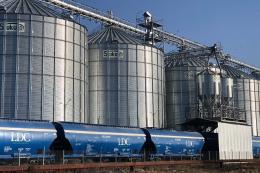 «Укрзалізниця» ввела систему тримісячного планування зернових перевень