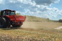 Сучасні засоби аналізу ґрунту і культур, розподіл системи живлення рослин оптимізують затрати за несприятливих погодних умов, – досвід «Агрейн»