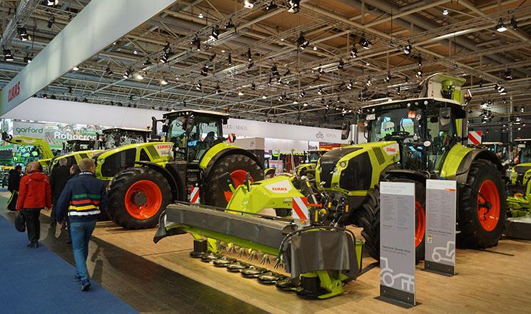 Claas розширив функціональність тракторів ARION