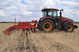 У «Зернопродукті МХП» уперше застосували щілювання ґрунту