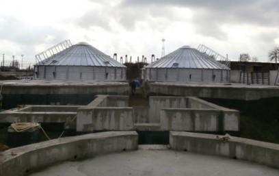 На Кіровоградщині триває будівництво сучасного елеваторного комплексу