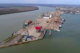Ренійський елеватор збільшив потужності з відвантаження зерна на судна