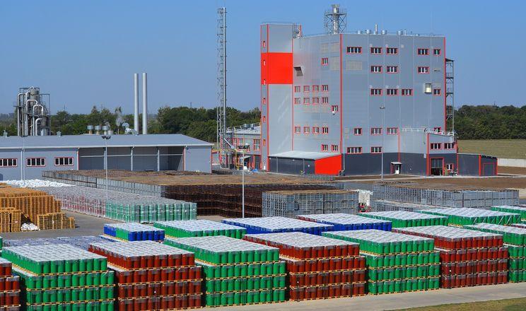 Agrofusion зібрала 588 тис. тонн томатів