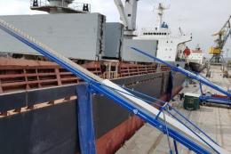 «Аскет Шиппінг» у Бердянську перевалив більше 127 тис. тонн зернових