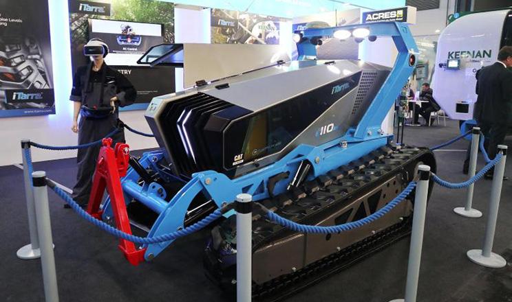 iTarra представила багатофункціональний автономний трактор