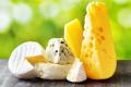 У І півріччі Україна закупила за кордоном у 2,5 раза більше сирів