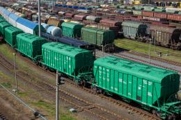 У 2019 році «Придніпровська залізниця» на 15% збільшила транспортування зерна