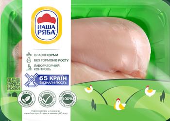 Маркування курятини МХП як вирощеної без гормонів росту не вплинуло на обсяги її продажів