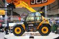 JCB розширює лінійку аграрних навантажувачів