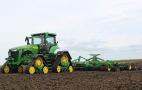 Компанія John Deere починає поставки тракторів 8RX із штучним інтелектом до Африки