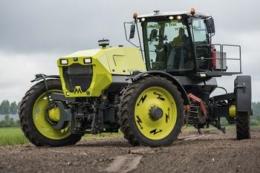 Нідерландський виробник гібридних тракторів спробує зробити машину на водні