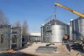 «Югелеватор» будує вузол завантаження зерна на елеваторі в Київській області