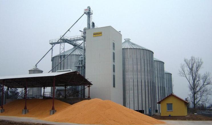 Термінал EVT експортував майже 500 тис. зерна