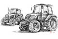 Білоруси розробляють безпілотні трактори