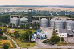 Кременчуцька філія «НІБУЛОНа» прийняла понад 1,5 млн тонн сільгосппродукції