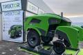 Гібридний робот Trektor доповнить трактор на виноградниках