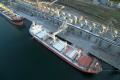 Морський порт Чорноморська в січні перевалив понад 1,5 млн. тонн зернових і олії
