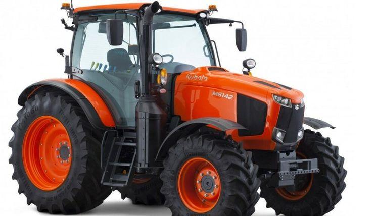 Kubota випустила нові трактори M6002