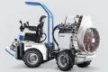 WM Agri Technics представив автономну машину для невеликих виноградників