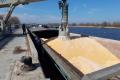 «Агровіста» вантажить першу в 2020 році партію зерна для відправки по Дніпру