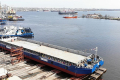 «НІБУЛОН» у липні транспортував річками рекордну кількість вантажів