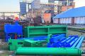 На Інгулецькому елеваторі реконструюють обладнання з приймання зерна