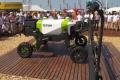 Аргентинці показали автономний обприскувач Terran