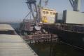 «Гермес трейдінг» напряму перевантажив кукурудзу з річкового на морський транспорт