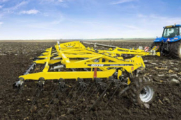 У посушливий рік боронування ефективно доповнить систему захисту посівів від бур'янів, – науковець