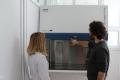 ФАО забезпечила дві державні лабораторії на Донеччині й Луганщині обладнанням для виявлення інфекційних хвороб у тварин