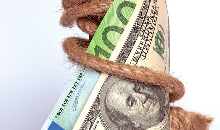 Заражені фінанси