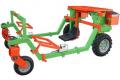 Ecogreen Italia представила електричну машину для висаджування та збирання овочів та ягід