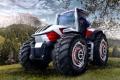 Концепт трактора STEYR отримав ногороду за дизайн