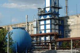 Черкаський «Азот» збільшив обсяги виробництво міндобрив на 11%