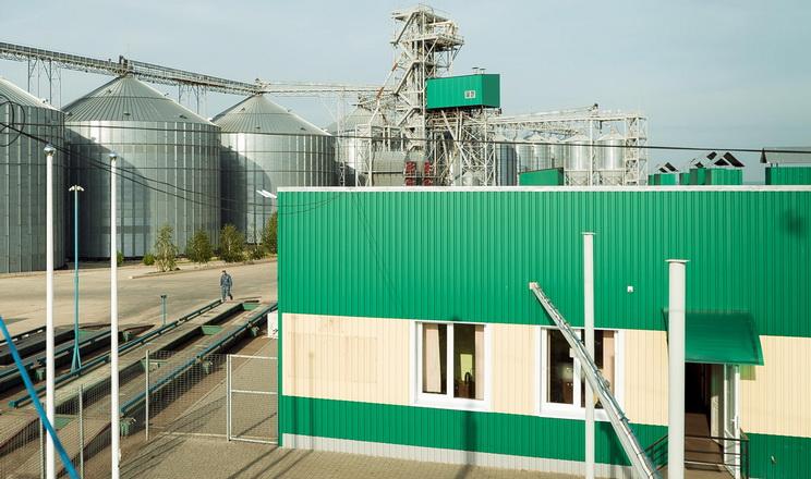 Елеватори групи компаній «Прометей» готуються приймати новий урожай