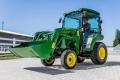 John Deere оновив малопотужні трактори