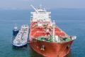 В Україні вперше здійснили дозавантаження танкера олією у відкритому морі