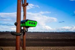 FieldBot спостерігає за полями і фермами та контролює обладнання