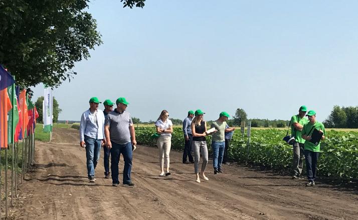 KSG Agro створив на Дніпропетровщині центр виробничої практики для студентів агровишів